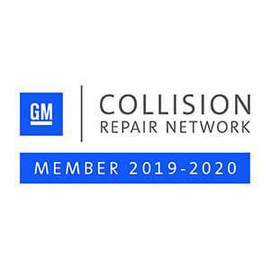 GM certified collision repair
